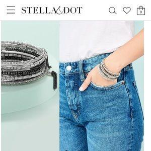 Celine Wrap Bracelet